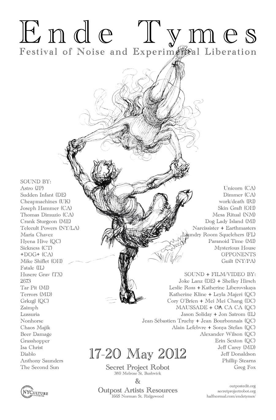 bob bellerue gigs, exhibitions, installations